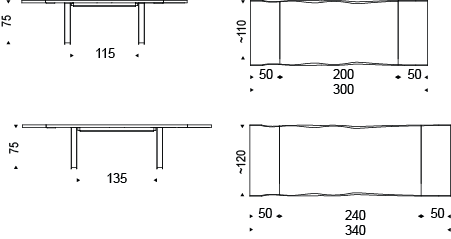 Crocco arredamenti blog archive tavolo sigma drive for Sigma arredamenti