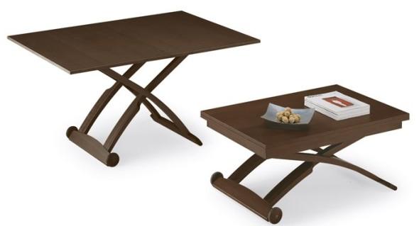 Tavolini Pieghevoli Da Salotto.Tavolo Calligaris Mascotte Cs 490